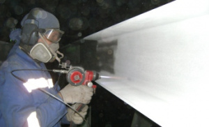 Anti-corrosion coating under insulation for protection against under-film corrosion